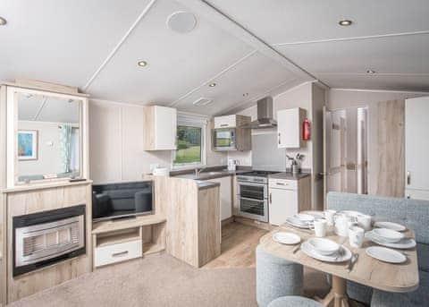 SA 3 Bed Platinum Caravan