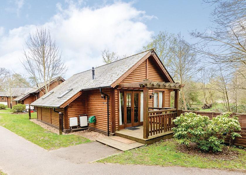 Typical Faulkner Watersedge Lodge