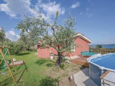 La Terrazza Sul Lago in Bracciano, Lazio, Latium Countryside, Lazio