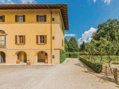 Villa Poggiolo thumbnail 3