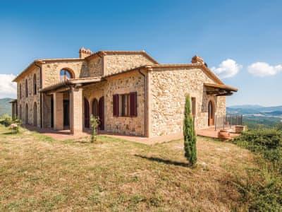 Borgo Catignano- Casa Rossa thumbnail 3