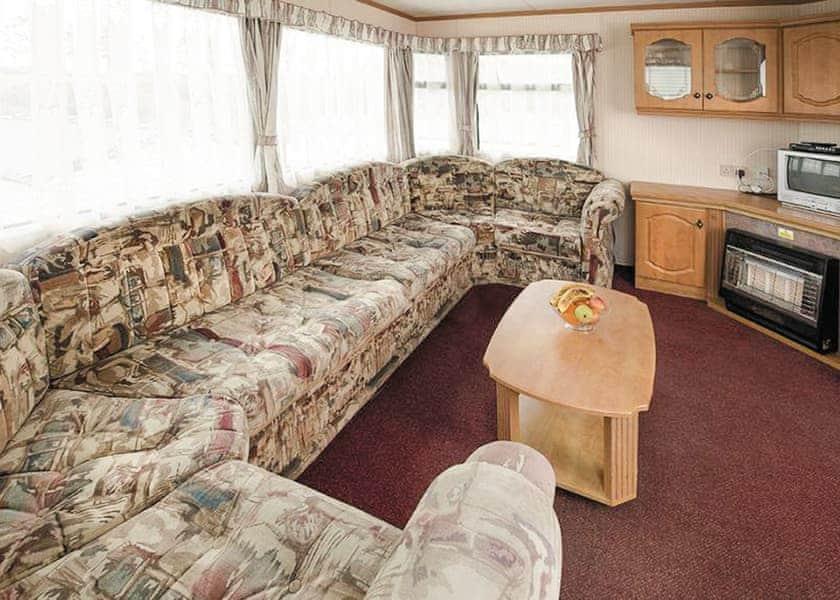 TR 3 Bed Value Caravan Pet