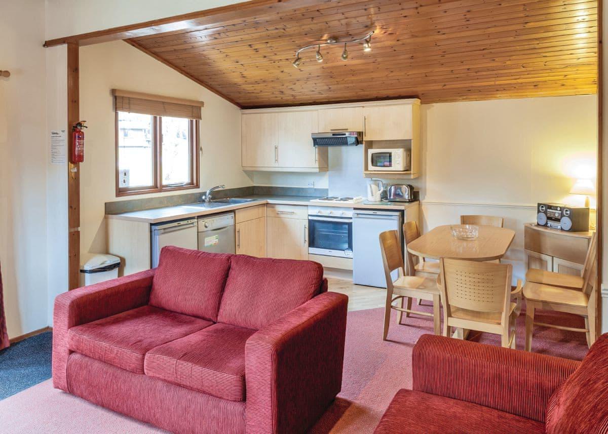 Weymouth 3 Plus Lodge