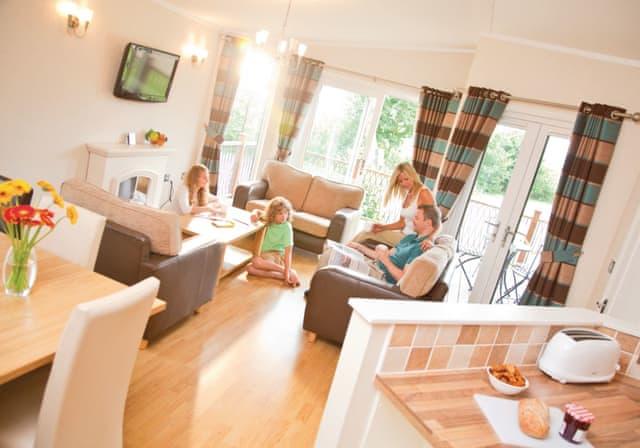 Waveney Leisure Lodge 3