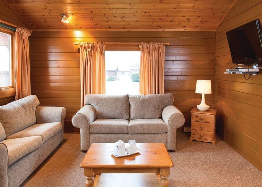 Typical Penrose Lodge
