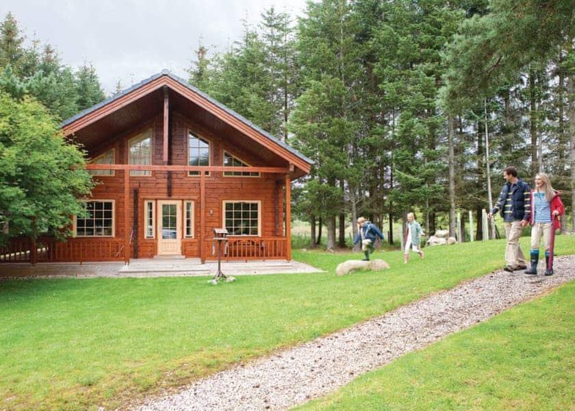 Dalwhinnie Premier Lodge