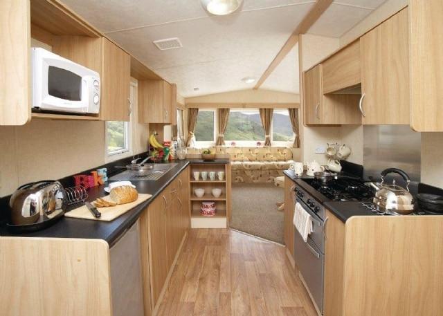 Caernarfon Caravan
