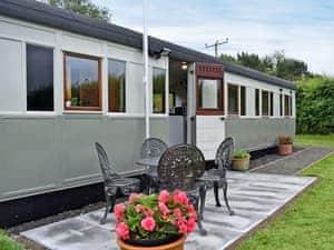 Brockford Railway Sidings - Italian Carriage