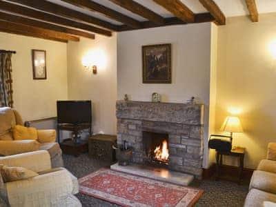 Living room   Ellerbeck Cottage - Swaledale and Ellerbeck Cottages, Caldbeck, near Keswick
