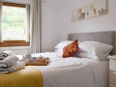 Relaxing double bedroom | Ochil View, Menstrie, near Stirling