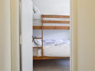 Useful bunk bedroom | Park Cottage, Bonsall, near Matlock