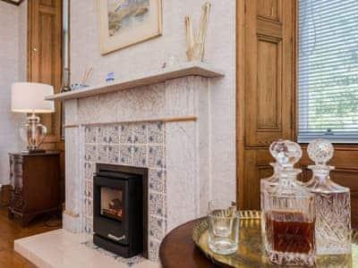Living room   Albion House, Castle Douglas