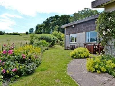 Relaxing, peaceful garden | How Dyke, Setmurthy, near Cockermouth