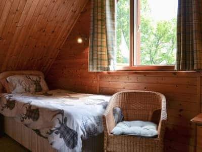 Single bedroom | Loch Arkaig, Corpach, Fort William