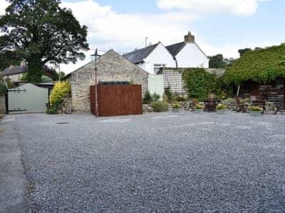 Courtyard | Stable Cottage, Spennithorne near Leyburn
