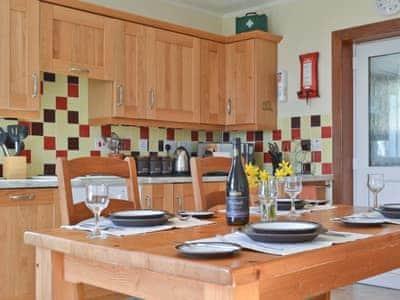 Kitchen/diner | Linne Ruidh, Ardvasar, nr. Sleat, Isle of Skye
