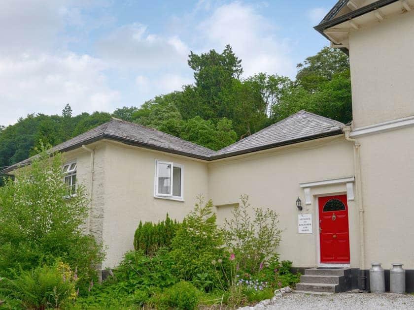 Exterior | Kingfisher Apartment - Rosecraddoc Manor, Liskeard