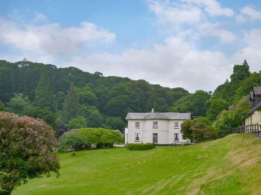 Exterior | Foulston Apartment - Rosecraddoc Manor, Liskeard