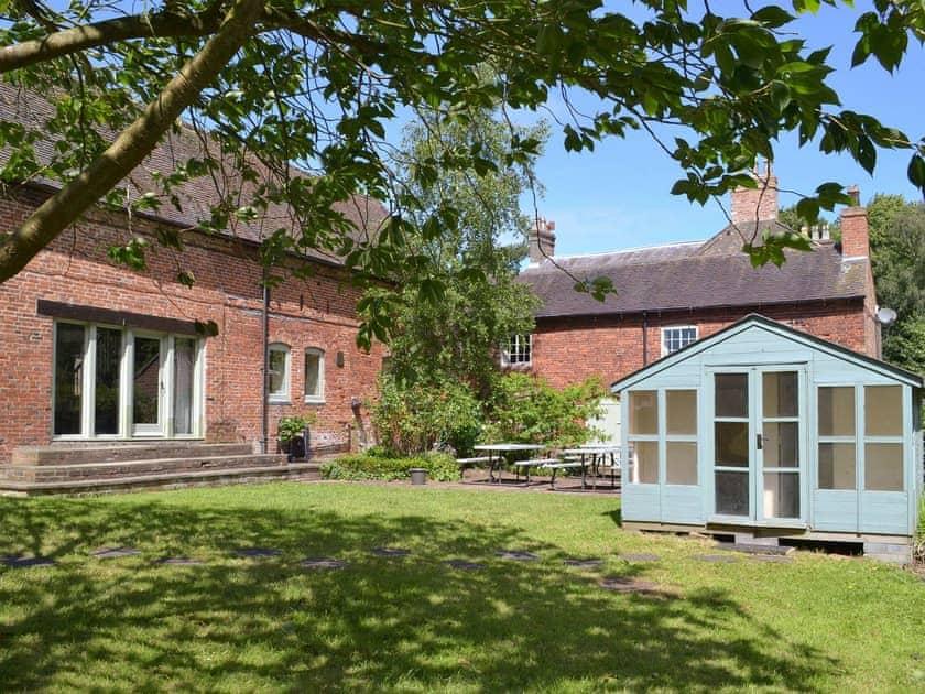 Foremark Cottages - Burdett's Cottage