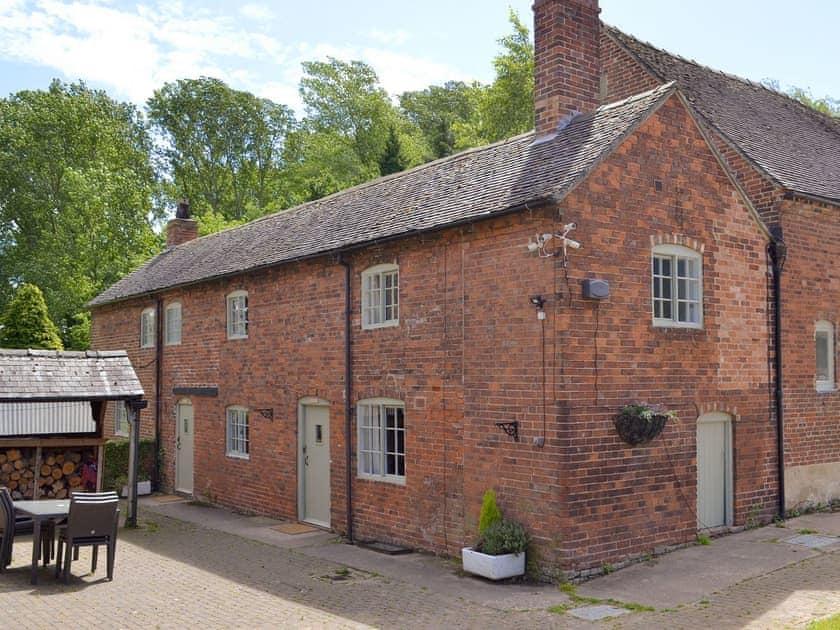 Foremark Cottages - Repton Cottage