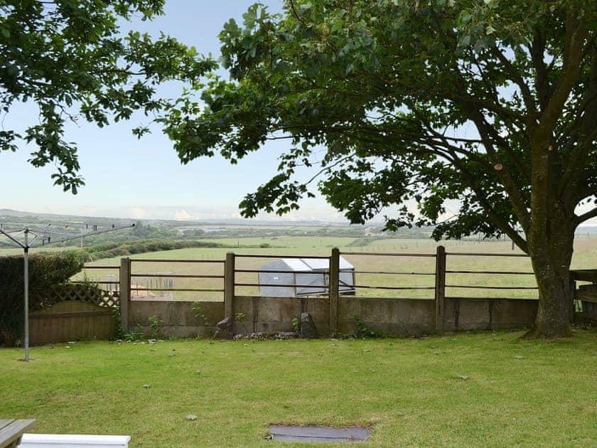 Far reaching views over the open countryside | Deuglawdd Cottage - Deuglawdd Farm, Aberdaron, near Pwllheli