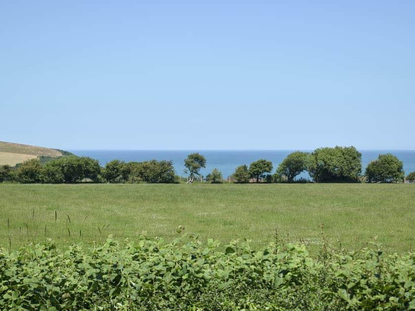 Sea view | Sea View - Dinas Country Club, Dinas, near Fishguard