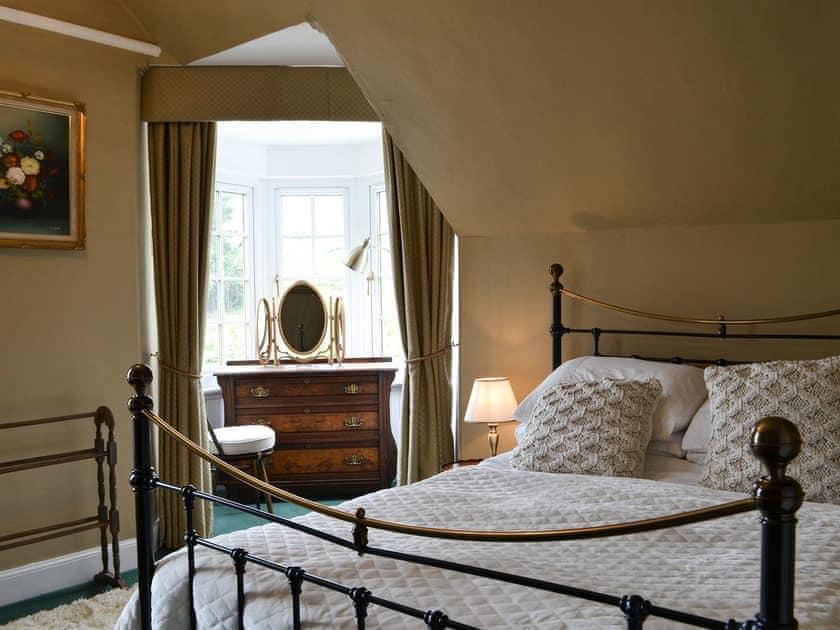 Double bedroom | Rhumhor House, Carrick Castle, near Lochgoilhead