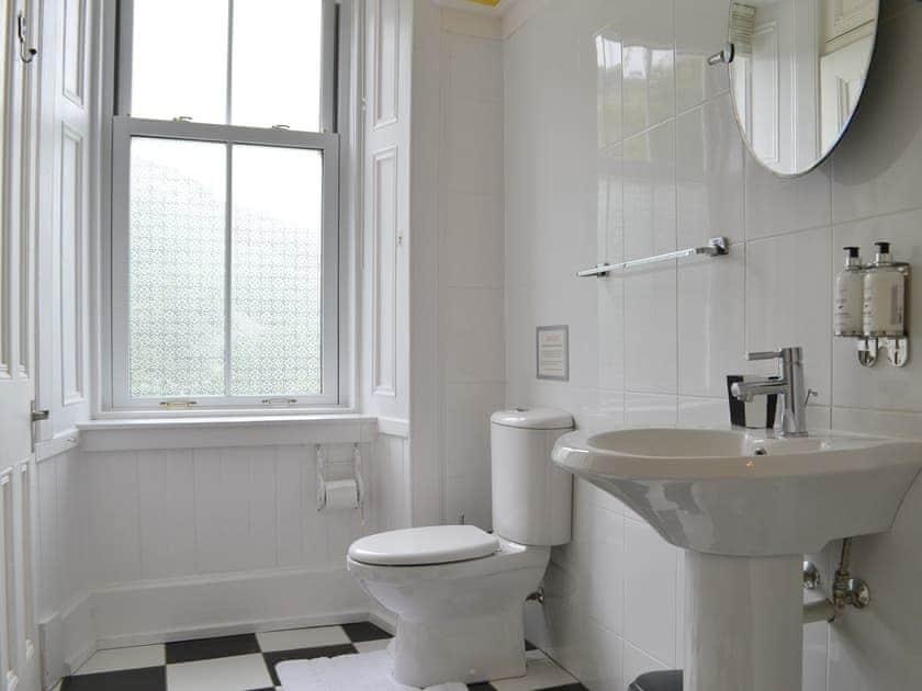Bathroom | Rhumhor House, Carrick Castle, near Lochgoilhead