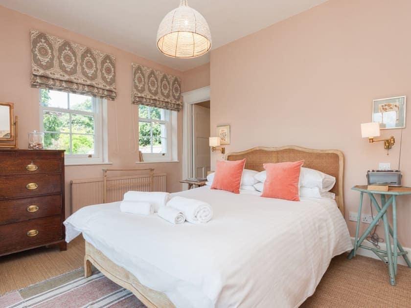 Well presented, comfortable, double bedroom | La Tourelle, Salcombe