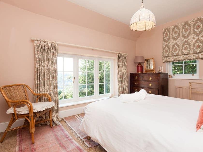 Double bedroom with fantastic views | La Tourelle, Salcombe