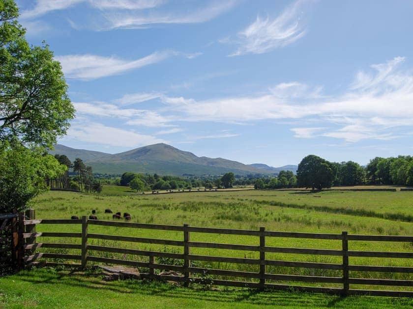Spectacular views   The Garth - Blakebeck Farm, Mungrisdale, near Threlkeld