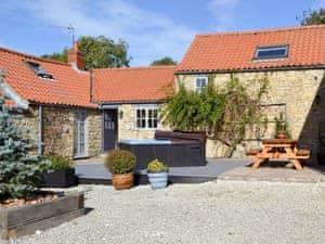 Sands Farm Cottages - Jasmine Cottage