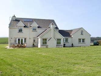 Yonderton Farm - Yonderton House, Dalrymple, near Ayr, Ayrshire