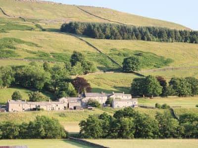 Outstanding rural surrounding area | Thea's Cottage, Satron near Gunnerside, Reeth