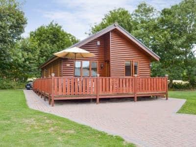 Attractive log cabin | Archers Rest, Sewerby, Bridlington