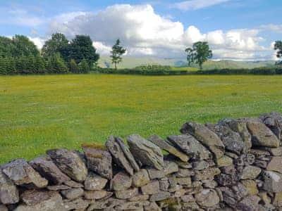 Surrounding fields | High House Farm, Watermillock, near Ullswater