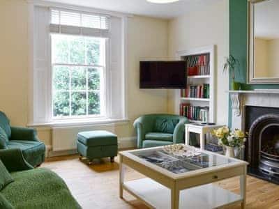 Welcoming living room   The Promenade, Portobello, Edinburgh