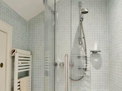 Family shower room   The Promenade, Portobello, Edinburgh