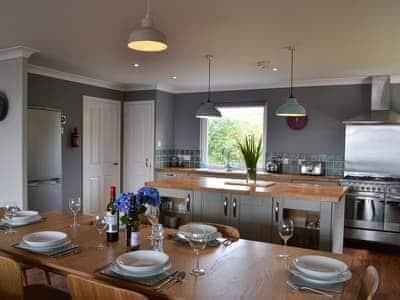 Kitchen & dining area | Morlich, Gairloch