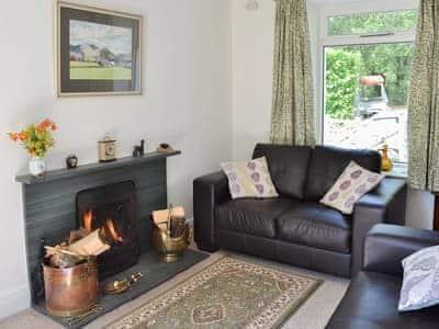 Cosy living room   Kates Cottage, High Brow Edge, near Backbarrow