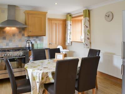 Impressive kitchen/diner   Low Croft Cottage - North Farm Cottages, Embleton, near Alnwick