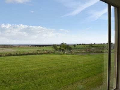Far reaching views towards the sea   Stable d'Or Cottage, Low Croft Cottage, North Farm Retreat - North Farm C, Embleton, near Al
