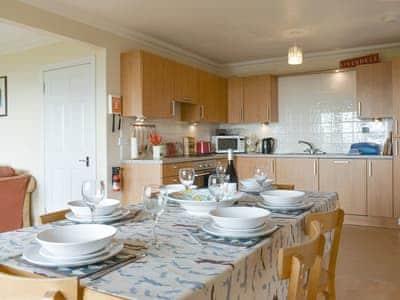 Large dining area | Rivendell, Lamlash, Isle of Arran
