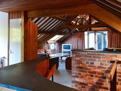 Living room/dining room | Erbistock Mill, Erbistock, near Llangollen