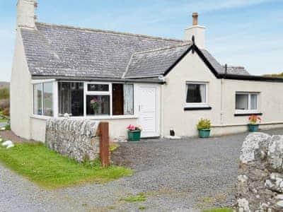 Exterior | Knock School Cottage, Monreith, nr. Port William