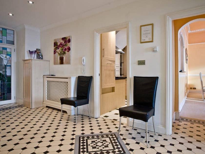 Hallway | Ocean Shangri-La, Bay Fort Mansions - Bay Fort Mansions, Torquay