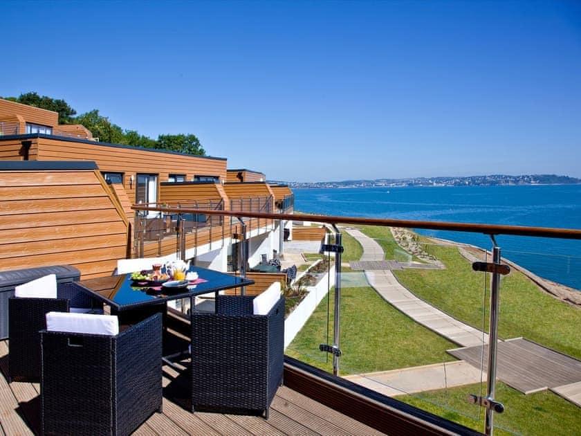 Balcony | Puffin 2, The Cove - The Cove, Brixham