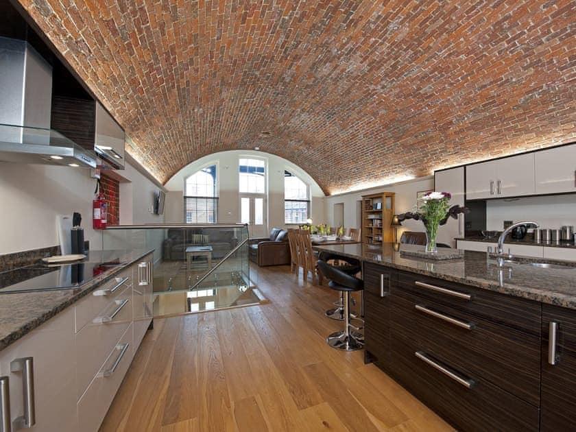 Kitchen | Palmerston House, Golden Hill Fort - Golden Hill Fort, Freshwater