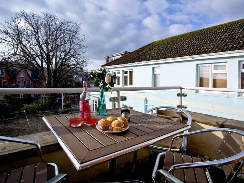 Balcony | 7 Goodrington Lodge - Goodrington Lodge, Paignton