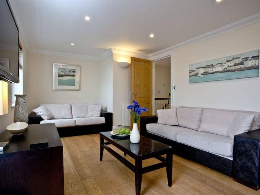 Living area | The Cottage, Goodrington Lodge - Goodrington Lodge, Paignton